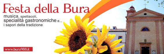 Festa della Bura 21-29 Luglio 2012