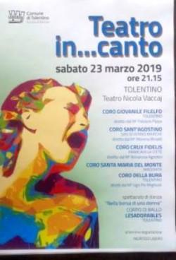 In...canto al teatro Vaccai